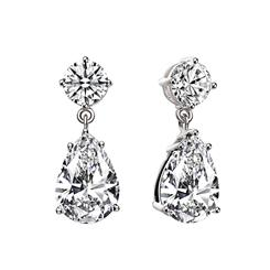 Royal Paradise DiamondAura® Earrings