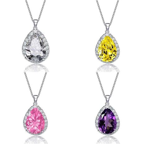 DiamondAura Paradise Pendants (Set of 4)