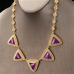Maraba Amethyst Necklace