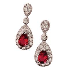 York Diamond<em>Aura</em>&reg; Earrings