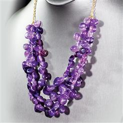 Amethyst Reserva Necklace