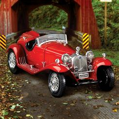 Alfa Romeo 8C 2300 Spider Touring (Red)