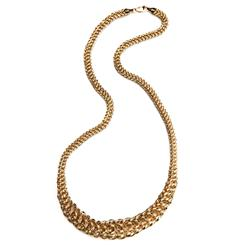 Medea Gold Necklace