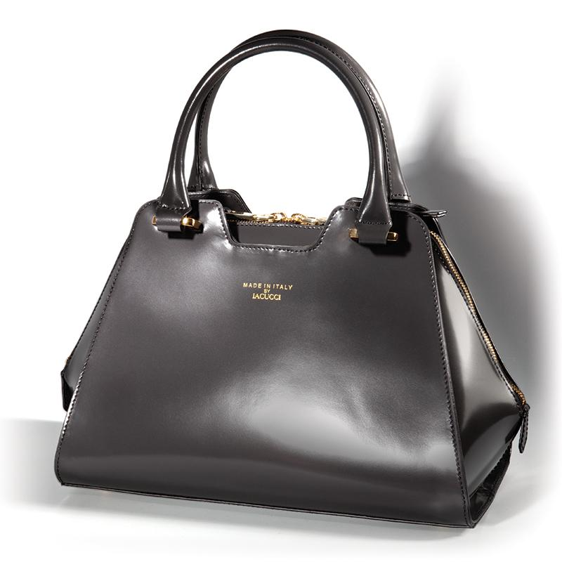 Valentina Italian Leather Handbag Photos