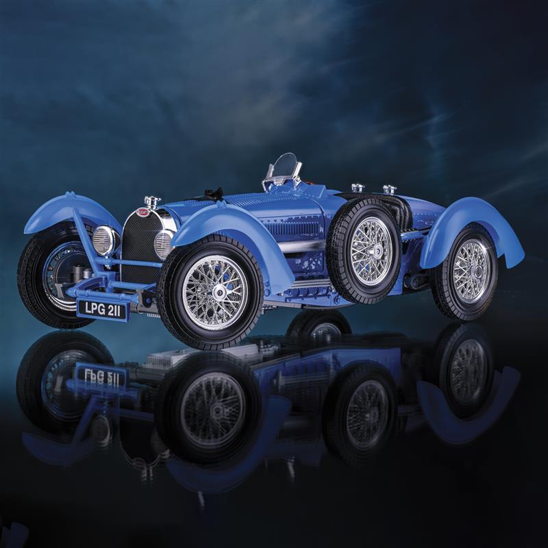 1934 bugatti type 59 grand prix racer blue 28972. Black Bedroom Furniture Sets. Home Design Ideas
