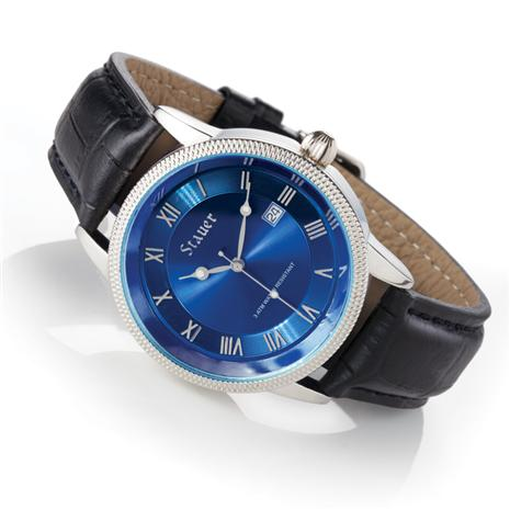 Stauer Urban Blue Men's Watch