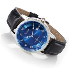 Stauer Urban Blue Mens Watch