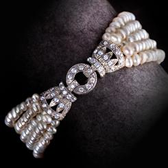 Earlsford Cultured Pearl Bracelet