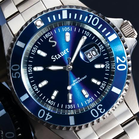 Stauer Excursion Dive Watch