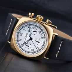 Stauer Aviator Chronograph Watch