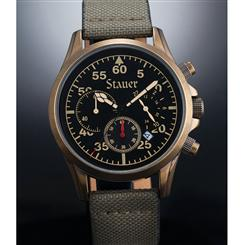 Stauer Victory Chronograph Timepiece