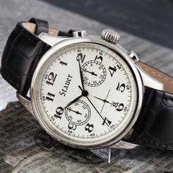 Stauer Investigator Chronograph watch