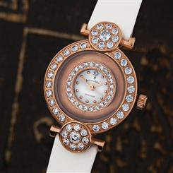 Alpine White Chocolate Watch