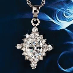 Polaris Diamond<em>Aura</em>&reg; Pendant