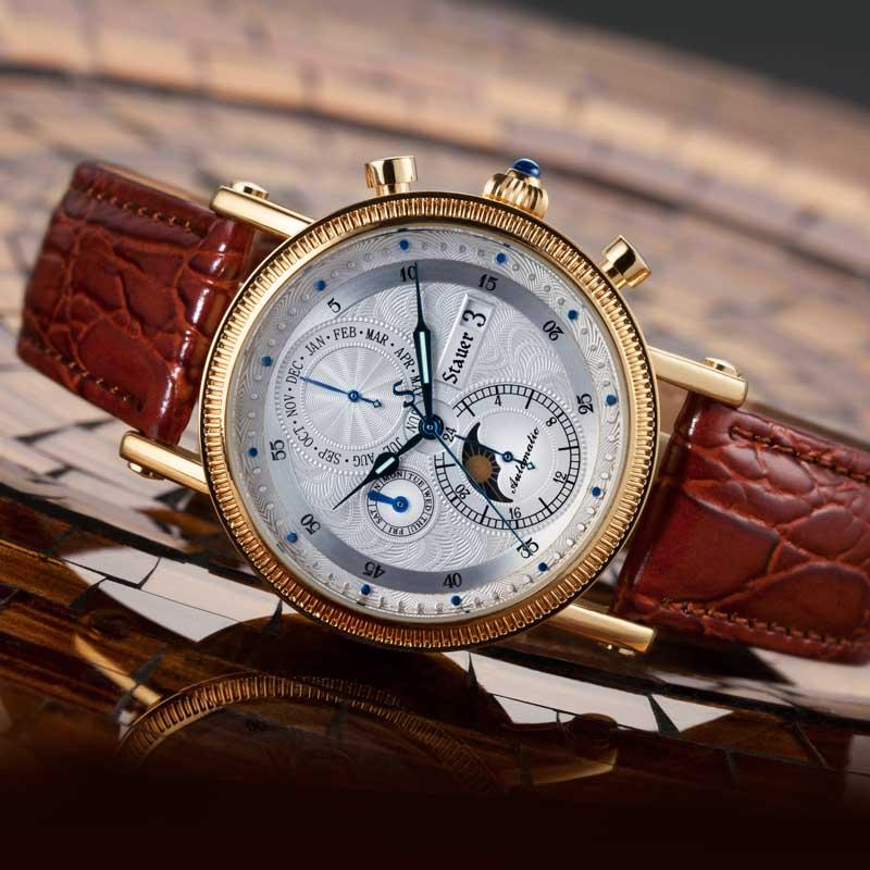 Stauer watch review - YouTube