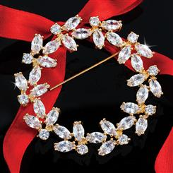 Wreath of Light Brooch