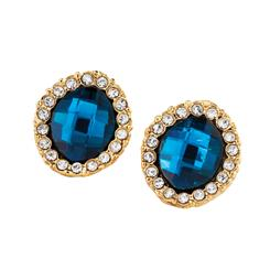 Blue Lola Earrings