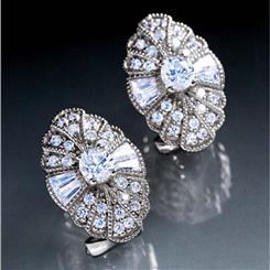 Ingrid Bergman™ Stockholm Diamond<em>Aura</em>® Earrings