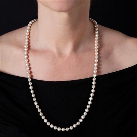 FREE Mitsuko Cultured Pearl Necklace & $25 Discount Certificate