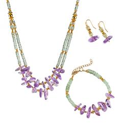 Dual Monarchy Amethyst Collection