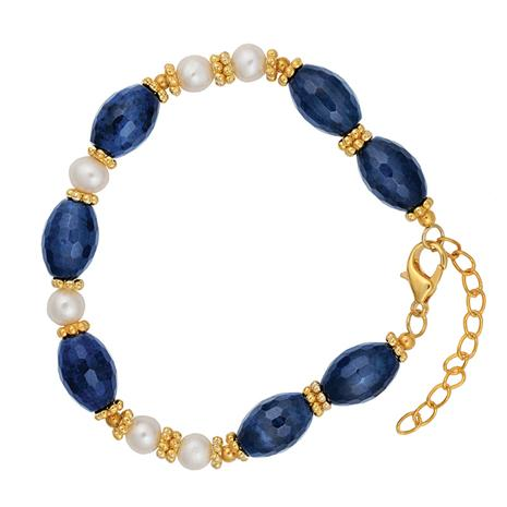 Blue Magic Bracelet