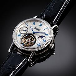 Gravit Tourbillon WatchLimited edition of only 50 tourbillons