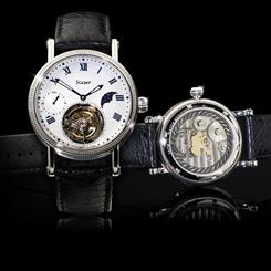 Gravite Tourbillon Watch