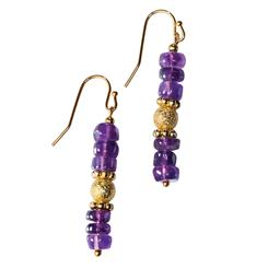Amethyst Gallery Earrings
