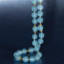 Signature Chalcedony Necklace