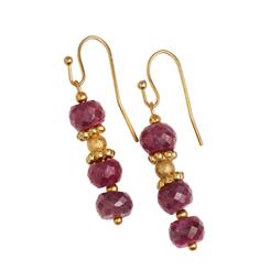 Desire Ruby Earrings