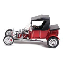 1923 Ford T Bucket Hard Top Red