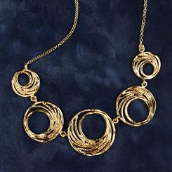 Circles of Life Necklace