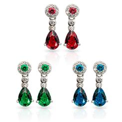 DiamondAura Gemdrop Earring Collection