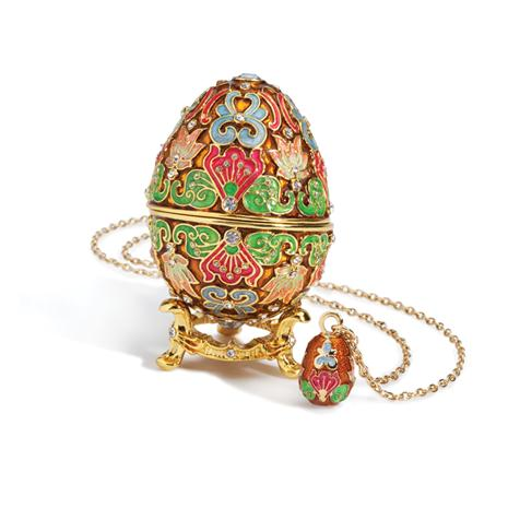 Isabella Egg & Necklace