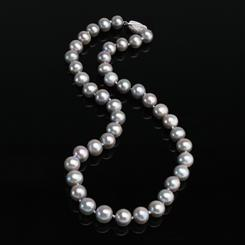 Silver PearlCollection Necklace