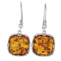 Amber Romance Earrings