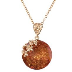Amber Forever Necklace