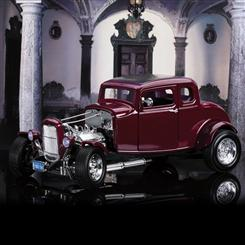 1932 Ford Hot Rod (Burgundy)