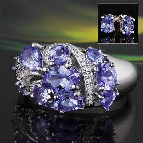 Tanzanite Marilyn Collection