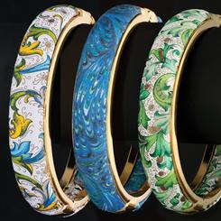Florentina Bangle Collection (set of 3)