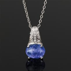 Tanzanite Celebration Collection Pendant