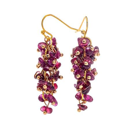Garnets Galore Earrings