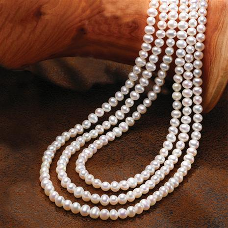 Pearls of Camelot Necklace
