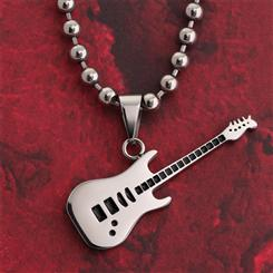 "Stauer Guitar Pendant plus 24"" Chain"