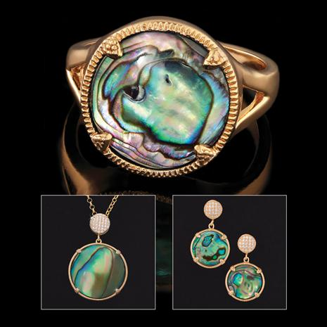 Ama Abalone Collection