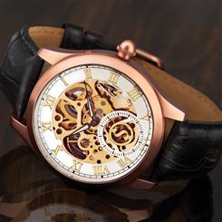 5a2fe3ab2ac Stauer Signature Skeleton Watch