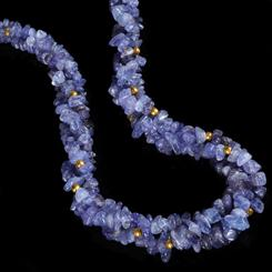Tanzanite Rarity Necklace