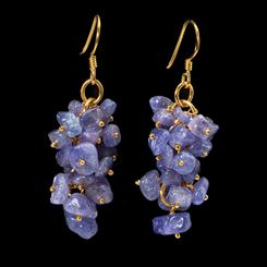 Tanzanite Rarity Earrings