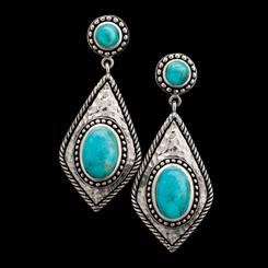 Turquoise Discovery Earrings