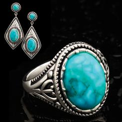 Turquoise Discovery Collection